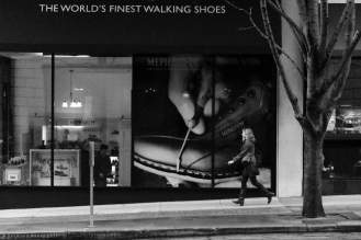 Walking Shoes - March 2013