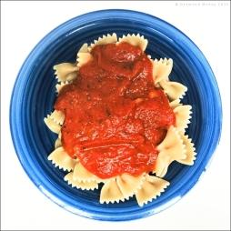 Pasta Dinner #2 - April 2013