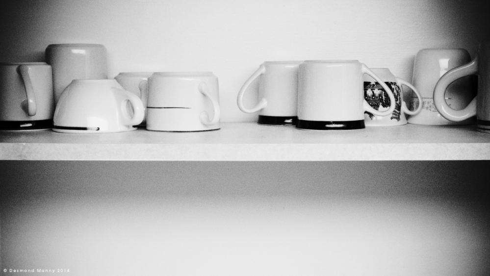 Cups & Cupboard - January 2014