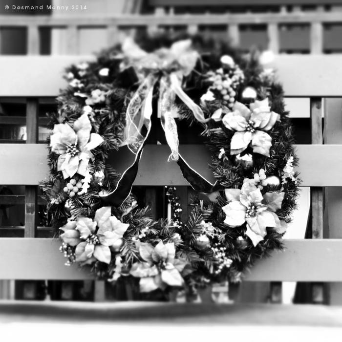 Wreath - January 2014