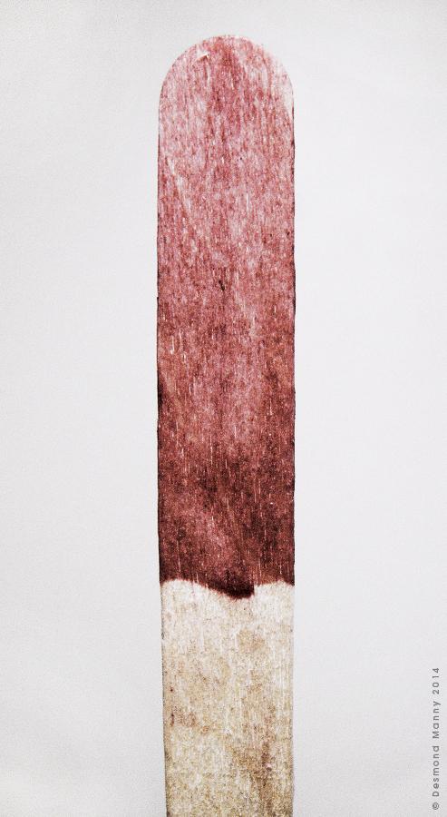 Popsicle Stick - February 2014