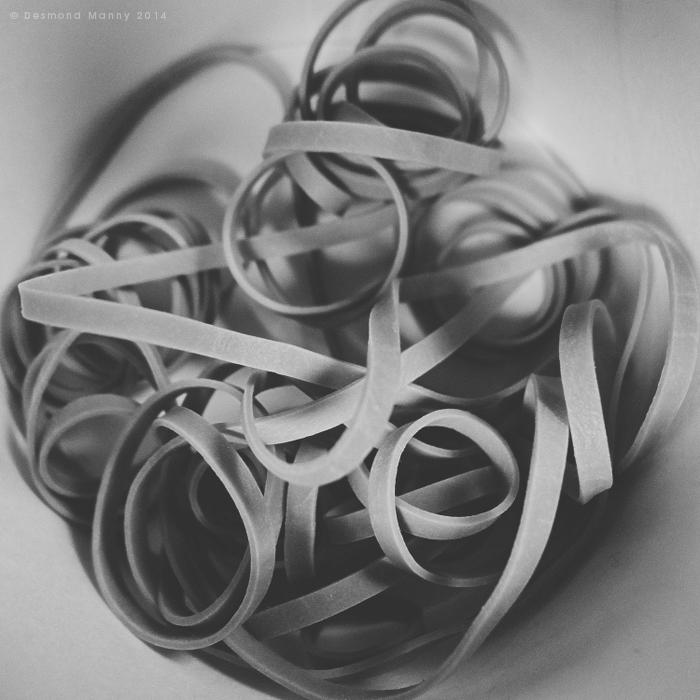 Rubber Bands - Februrary 2014