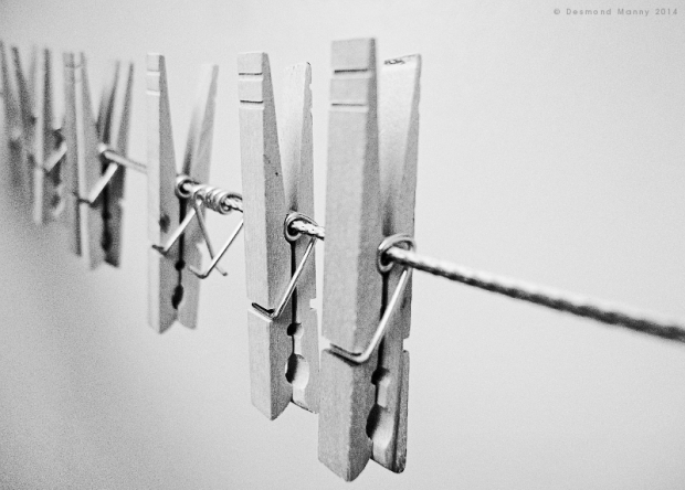 Drying Line - February 2014