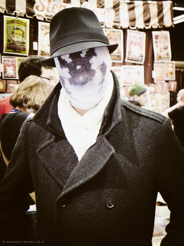 Rorschach (ECCC) - March 2014