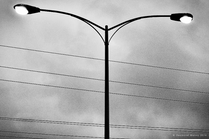 Light the Way - April 2014