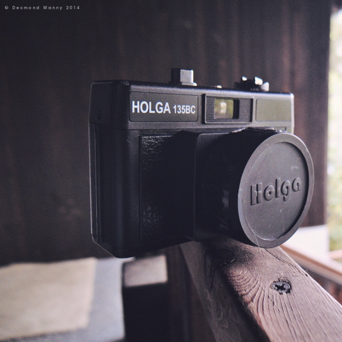 Holga 135BC - April 2014