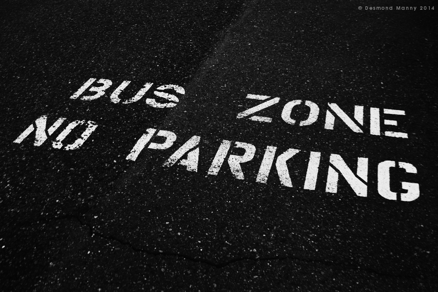 Bus Zone - April 2014