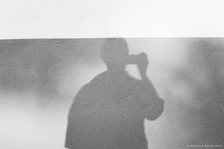 Self-portrait - May 2014