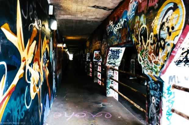 Krog Street Tunnel #1 - June 2014