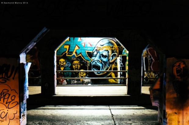 Krog Street Tunnel #8 - June 2014