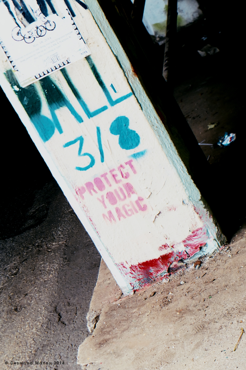 Krog Street Tunnel #13 - June 2014