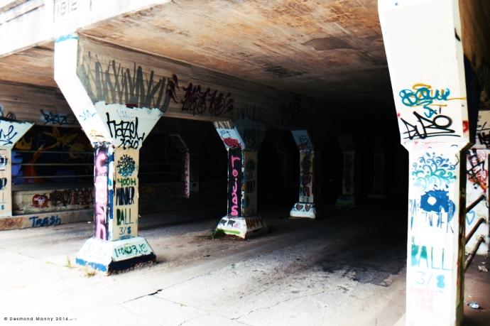 Krog Street Tunnel #14 - June 2014