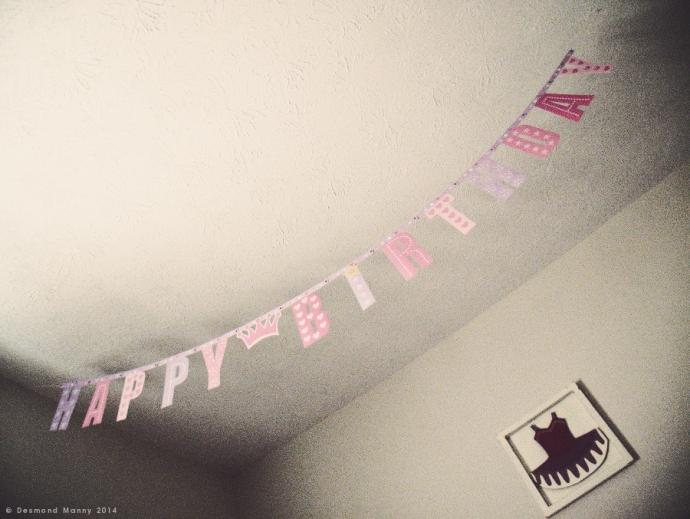 Happy Birthday #2 - June 2014