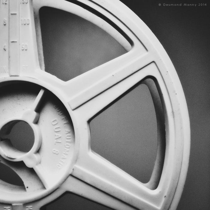 8mm Reel #2 - July 2014