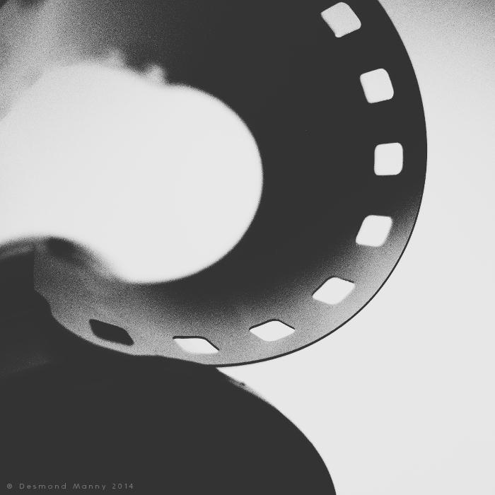 Film Roll, 35mm - July 2014