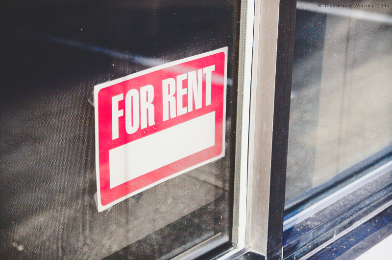 For Rent - August 2014