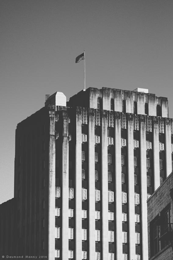 Flagpole - August 2014