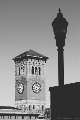 Clock Tower - August 2014