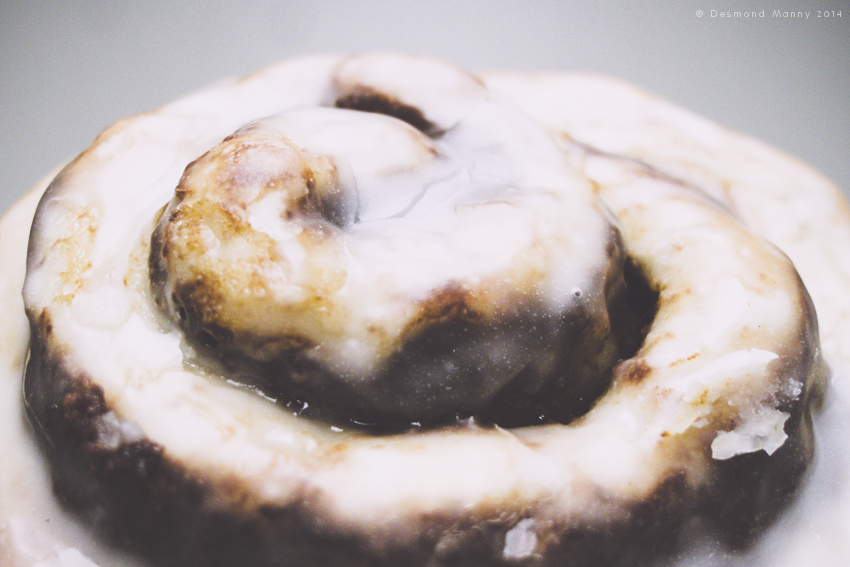 Cinnamon Roll - August 2014