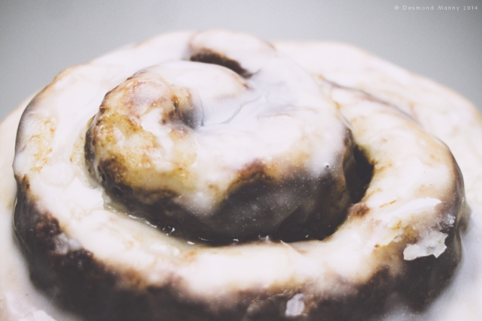 Cinnamon Roll - August 2014