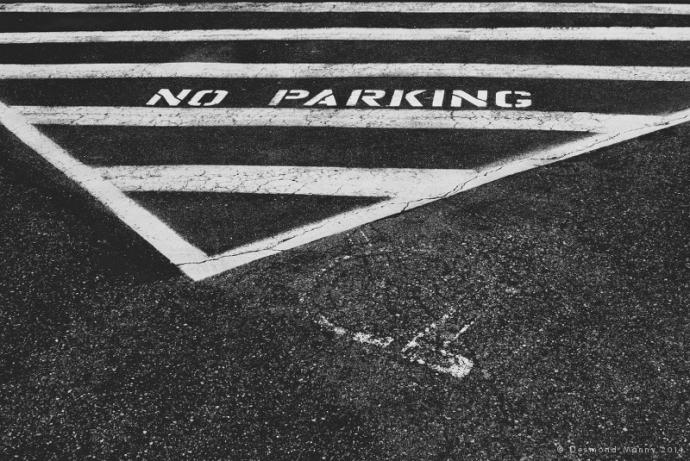 No Parking - August 2014