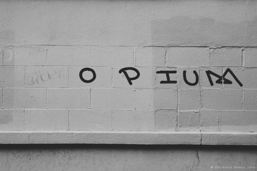 Opium - August 2014