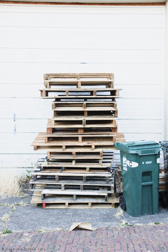 Pallets - August 2014
