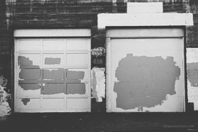 Garage Doors - August 2014