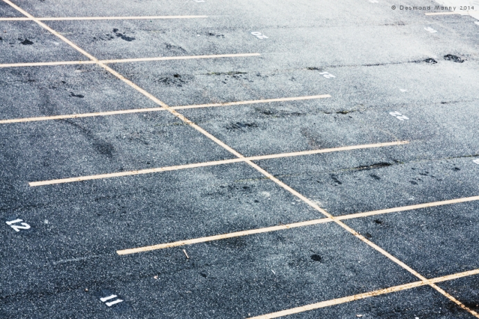 Parking Lot - August 2014
