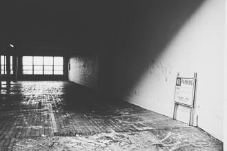 Empty Garage #2 - August 2014