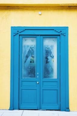 Blue Door - August 2014