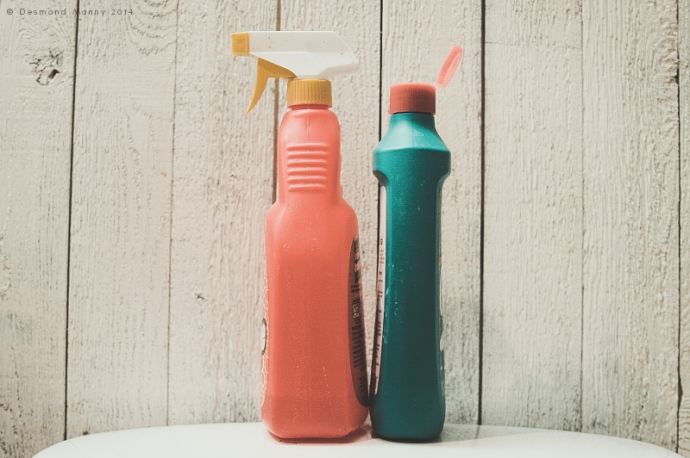 Cleaning Supplies - August 2014