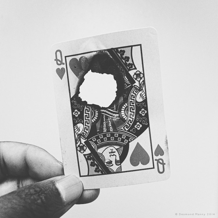 (Queen of) Hearts on Fire Redux - September 2014