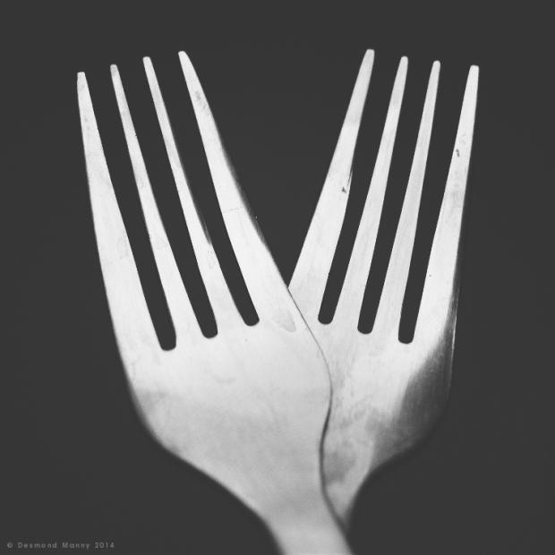 Crossed Forks - September 2014