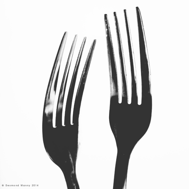 Paired Forks - September 2014