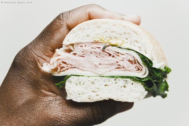 Ham Sandwich #2 - October 2014