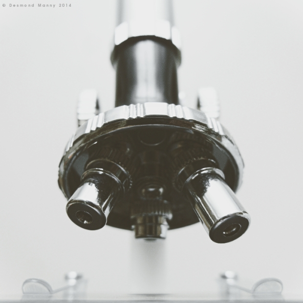 Microscope #1 - October 2014