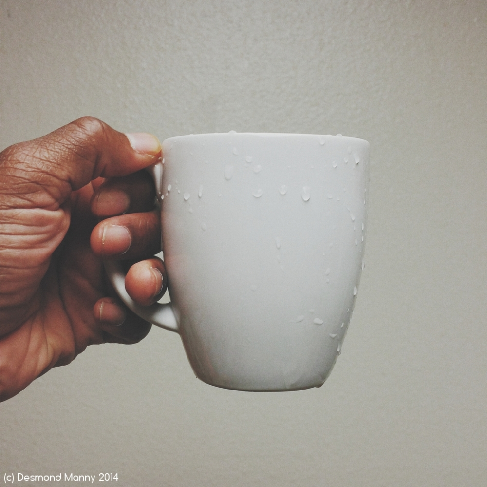 Wet Mug - November 2014