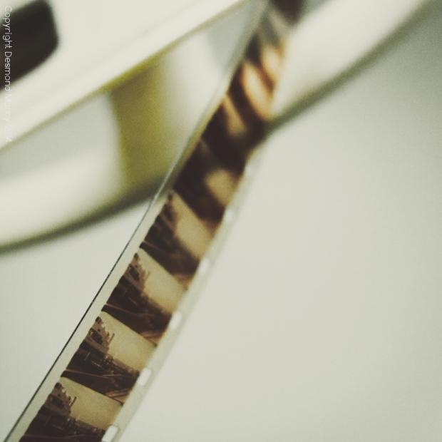 8mm Film #2 - November 2014