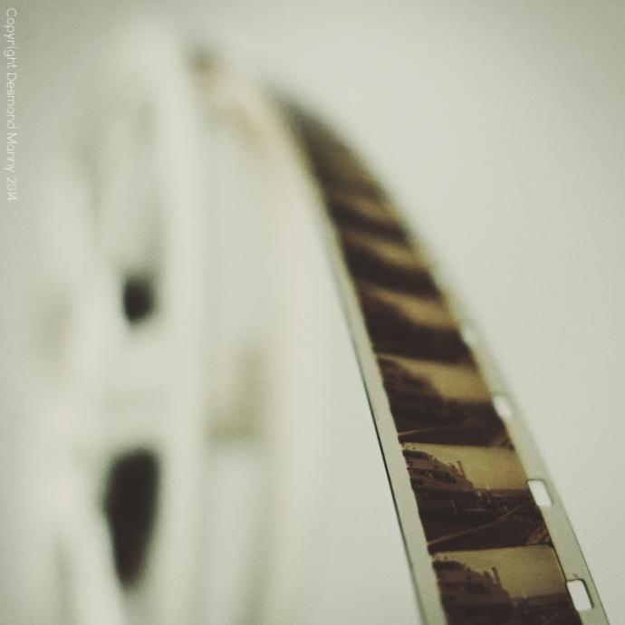 8mm Film #3 - November 2014