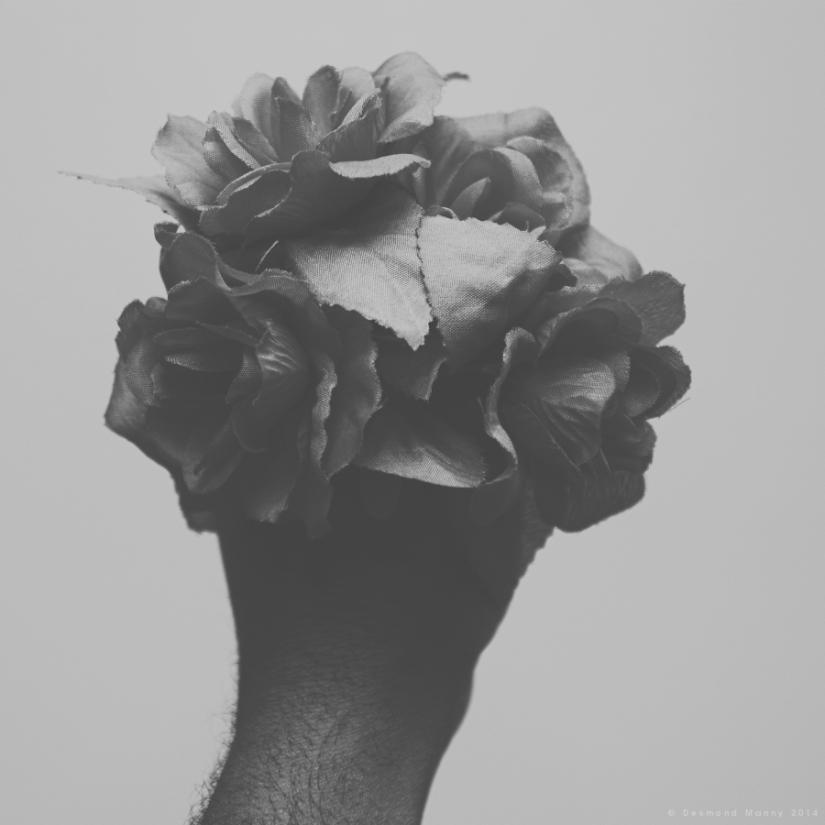 Faux Flower as Still Life #4 - December 2014