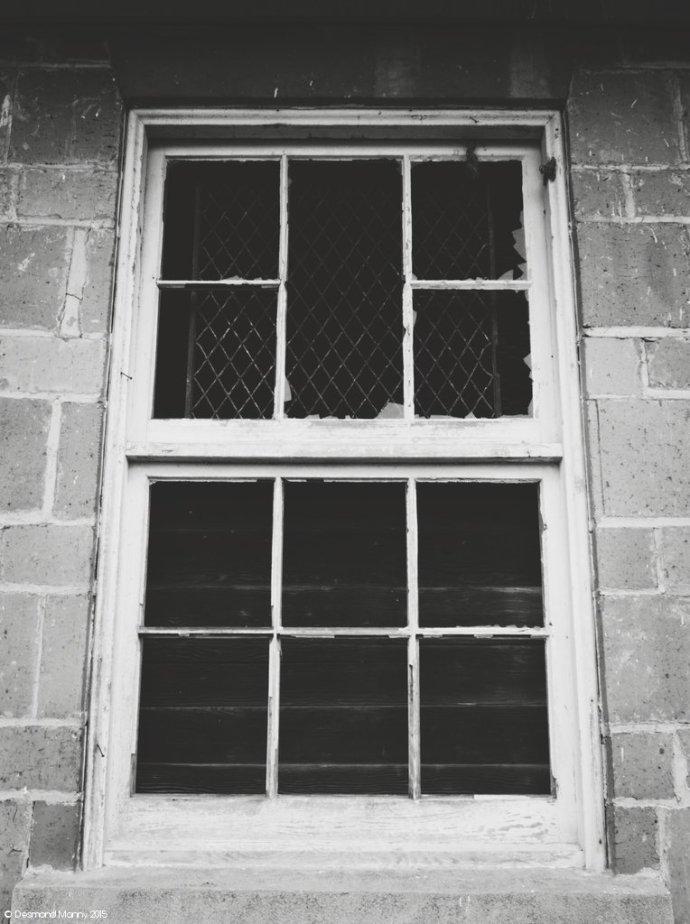 Broken Window - March 2015