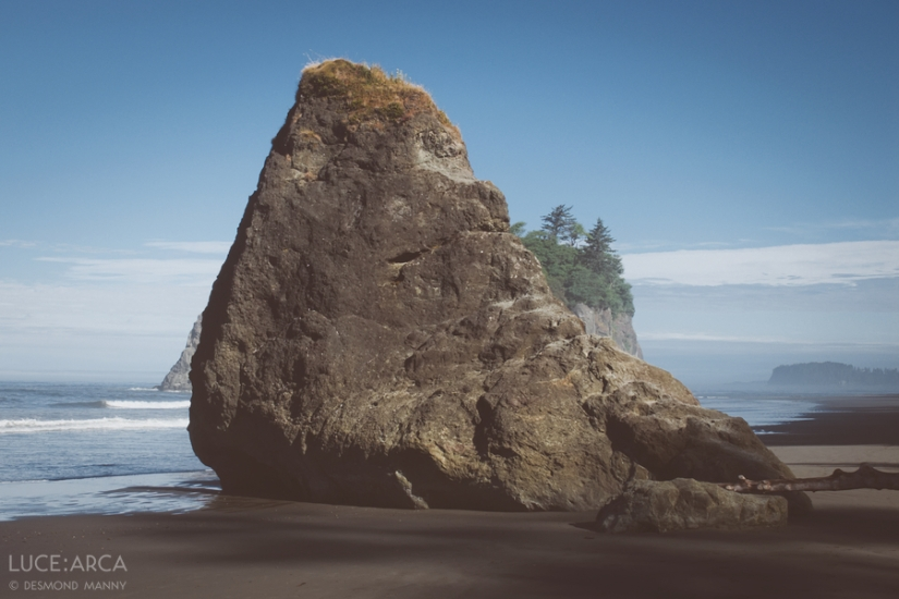 Ruby Beach No. 4