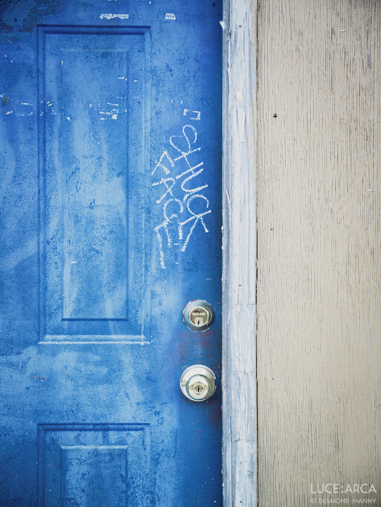 Blue Door - 2015